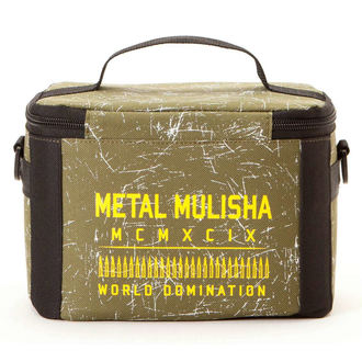 termic geantă METAL Mulisha - SANIE hammered COOLER, METAL MULISHA