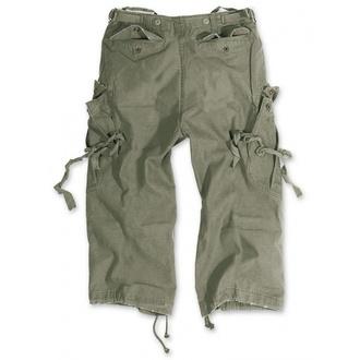 Pantaloni scurți 3/4 bărbați  SURPLUS - Vintage - Olive, SURPLUS