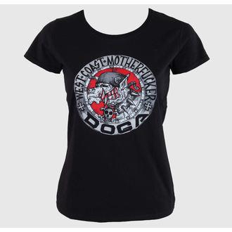 tricou femei DOGA Vest coastă Mamă Nenorocitule, Doga