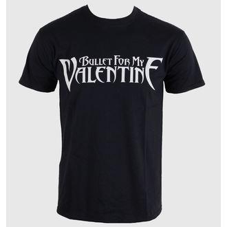 tricou stil metal bărbați unisex Bullet For my Valentine - Logo - BRAVADO EU, BRAVADO EU, Bullet For my Valentine