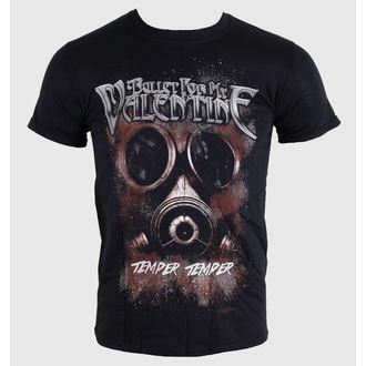 tricou stil metal bărbați unisex Bullet For my Valentine - Temper Temper Gas Mask - BRAVADO EU, BRAVADO EU, Bullet For my Valentine