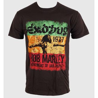 tricou stil metal bărbați unisex Bob Marley - Movement Dk - ROCK OFF, ROCK OFF, Bob Marley