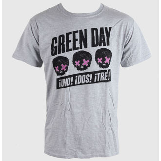 tricou stil metal bărbați unisex Green Day - Heads Better Than - BRAVADO EU, BRAVADO EU, Green Day
