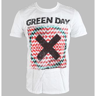 tricou stil metal bărbați unisex Green Day - Xllusion - BRAVADO EU, BRAVADO EU, Green Day