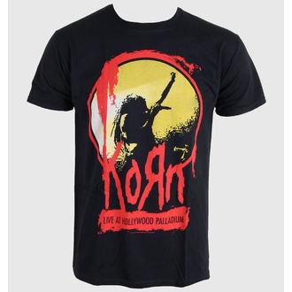 tricou stil metal bărbați unisex Korn - Stage - BRAVADO EU, BRAVADO EU, Korn