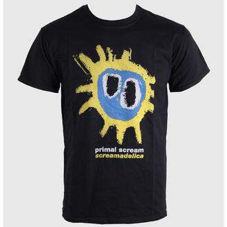 tricou stil metal bărbați unisex Primal Scream - Yellow - BRAVADO EU, BRAVADO EU