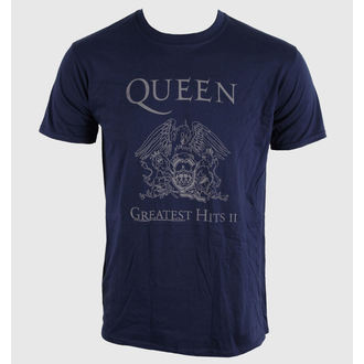 tricou stil metal bărbați unisex Queen - Greatest Hits II - BRAVADO EU, BRAVADO EU, Queen