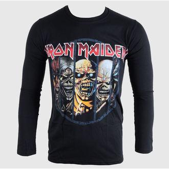 tricou stil metal bărbați copii Iron Maiden - Eddie Evolution - BRAVADO EU, BRAVADO EU, Iron Maiden