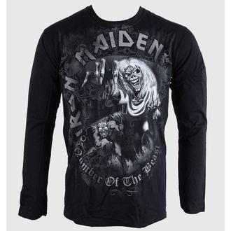 tricou stil metal bărbați copii Iron Maiden - NOTB - BRAVADO EU, BRAVADO EU, Iron Maiden