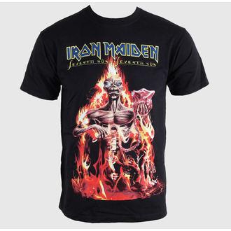 tricou stil metal bărbați copii Iron Maiden - CM EXL Seventh Son - BRAVADO EU, BRAVADO EU, Iron Maiden