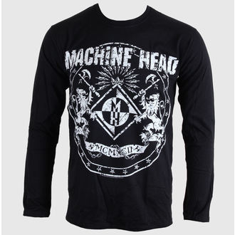 tricou stil metal bărbați copii Machine Head - Classic Crest - BRAVADO EU, BRAVADO EU, Machine Head