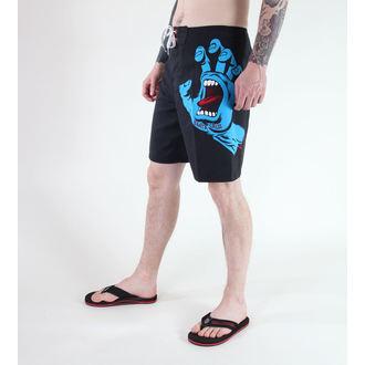 costume de baie bărbați (pantaloni scurti) SANTA CRUZ - MANA - NEGRU, SANTA CRUZ