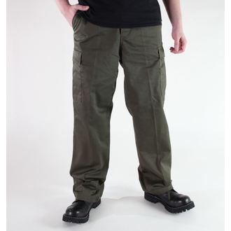 pantaloni bărbați MIL-TEC - S.U.A. pădurar Furtun - oliv, MIL-TEC