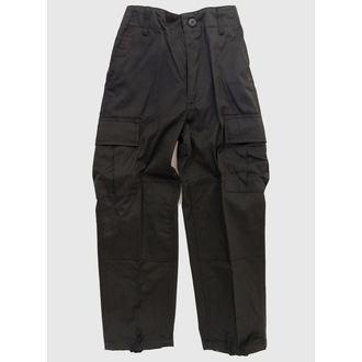 pantaloni copii MIL-TEC - S.U.A. Furtun - Negru - 12031002