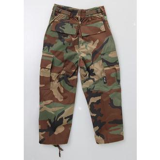 pantaloni copii MIL-TEC - S.U.A. Furtun - Woodland, MIL-TEC