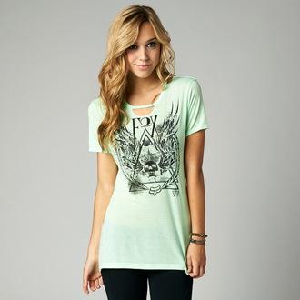 tricou de stradă bărbați femei copii - Eve - FOX, FOX