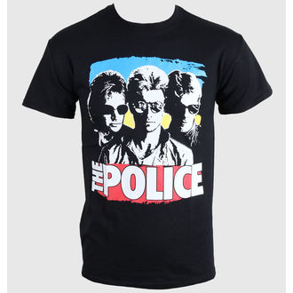 tricou stil metal bărbați copii Police - Greatest - PLASTIC HEAD, PLASTIC HEAD, Police