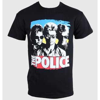 tricou stil metal bărbați copii Police - Greatest - PLASTIC HEAD - PH8207