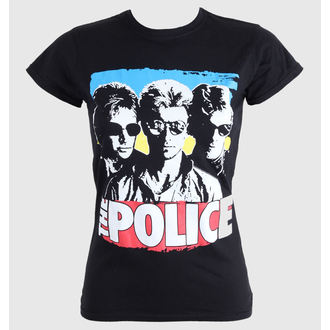 tricou stil metal femei copii Police - Greatest - PLASTIC HEAD, PLASTIC HEAD, Police