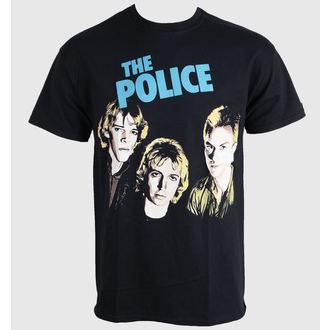 tricou stil metal bărbați copii Police - Outlandos D'amour - PLASTIC HEAD, PLASTIC HEAD, Police