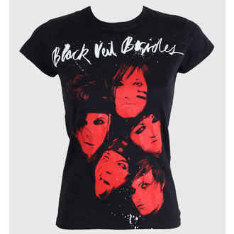 tricou stil metal bărbați femei copii Black Veil Brides - Red Faces - PLASTIC HEAD, PLASTIC HEAD, Black Veil Brides