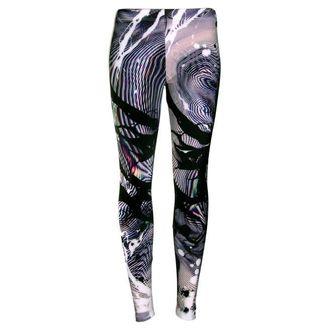 pantaloni femei (colanți) Suspiciunea - Static, DISTURBIA
