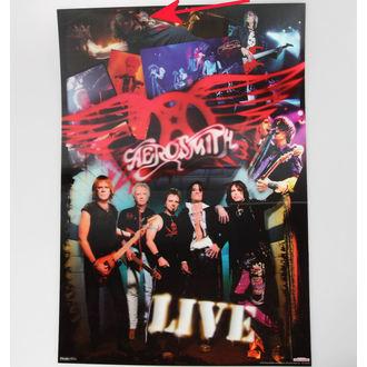 imagine 3D Aerosmith - Pyramid Posters - PPLA70121, PYRAMID POSTERS, Aerosmith