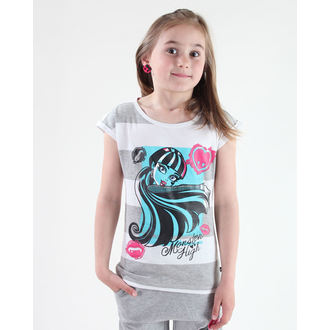 tricou cu tematică de film bărbați copii Monster High - Monster High - TV MANIA, TV MANIA