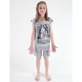 pantaloni scurți fecioresc Monstru Înalt - Gri, TV MANIA