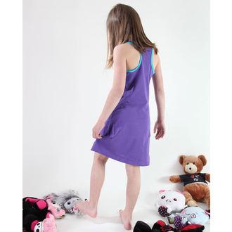 rochie fecioresc televizor MANIE Monstru Înalt - Violet, TV MANIA