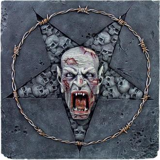 relief Craniu Pentagramă