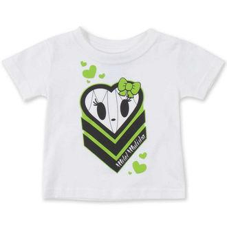 tricou de stradă bărbați copii - HALIE HEART - METAL MULISHA, METAL MULISHA