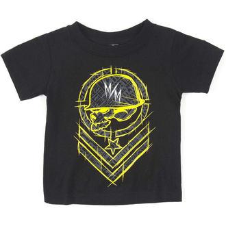 tricou de stradă bărbați copii - SHRED - METAL MULISHA, METAL MULISHA