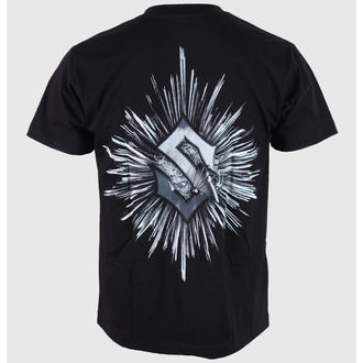 tricou stil metal bărbați copii Sabaton - Black - CARTON, CARTON, Sabaton