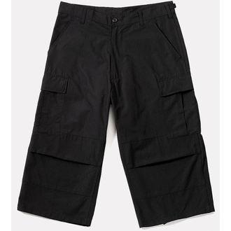 3/4 pantaloni bărbați Rothco - pantaloni trei sferturi - NEGRU, ROTHCO