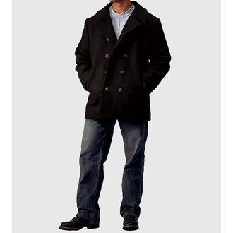 haină a bărbaţilor Rothco - MAZĂRE HAINĂ - NEGRU, ROTHCO