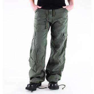 pantaloni femei Rothco - EPOCĂ PARAŞUTIST - oboseli DIN, ROTHCO