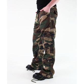 pantaloni femei Rothco - EPOCĂ PARAŞUTIST - oboseli CAMO, ROTHCO