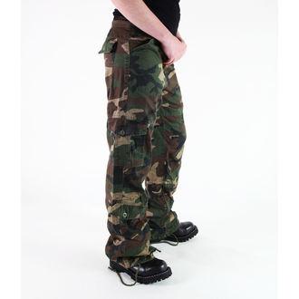 pantaloni femei Rothco - EPOCĂ PARAŞUTIST - oboseli CAMO - 3386