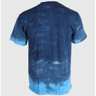 tricou stil metal bărbați femei unisex Pink Floyd - Pulse Explosion - LIQUID BLUE, LIQUID BLUE, Pink Floyd