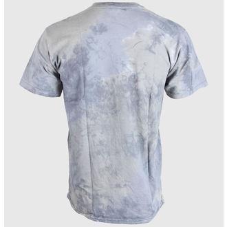 tricou stil metal bărbați femei unisex Kiss - Shock Me - LIQUID BLUE, LIQUID BLUE, Kiss