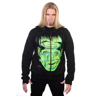 hanorac cu glugă bărbați - Frankenstein - BANNED - HBN027M