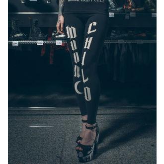 pantaloni femei (colanți) NEGRU CRAFT - Lună Copil - Negru, BLACK CRAFT