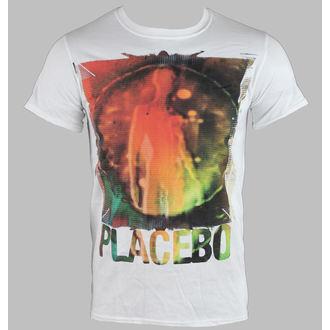 tricou stil metal bărbați femei unisex Placebo - SKELETON - LIVE NATION, LIVE NATION, Placebo