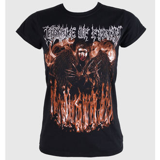 tricou stil metal bărbați femei unisex Cradle of Filth - DEVILS CONCUBINE - LIVE NATION, LIVE NATION, Cradle of Filth