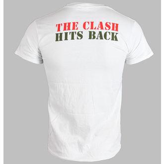tricou stil metal bărbați femei unisex Clash - HITS BACK JUMBO - LIVE NATION