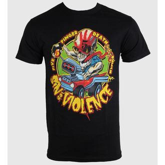 tricou stil metal bărbați femei unisex Five Finger Death Punch - Sin & Violence - BRAVADO, BRAVADO, Five Finger Death Punch