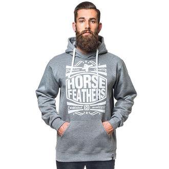 hanorac cu glugă bărbați - DOVER - HORSEFEATHERS, HORSEFEATHERS
