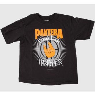 tricou stil metal bărbați femei copii unisex Pantera - Dads Lil Thrasher - BRAVADO, BRAVADO, Pantera
