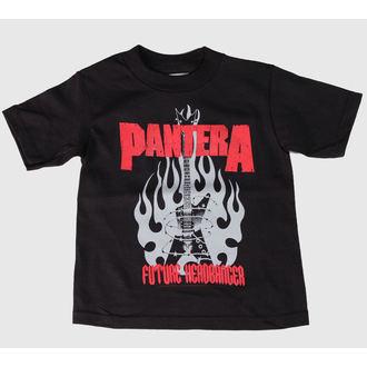 tricou stil metal bărbați femei copii unisex Pantera - Future Headbngr - BRAVADO, BRAVADO, Pantera